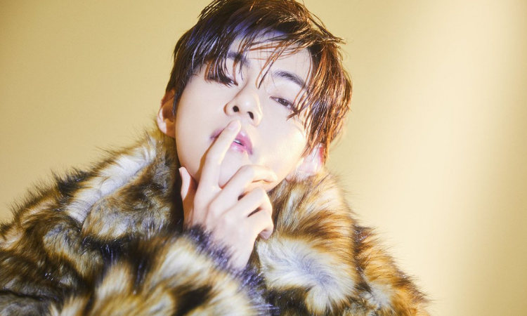 V de BTS es el primer idol masculino con 7 millones de 'Me gusta' en Instagram