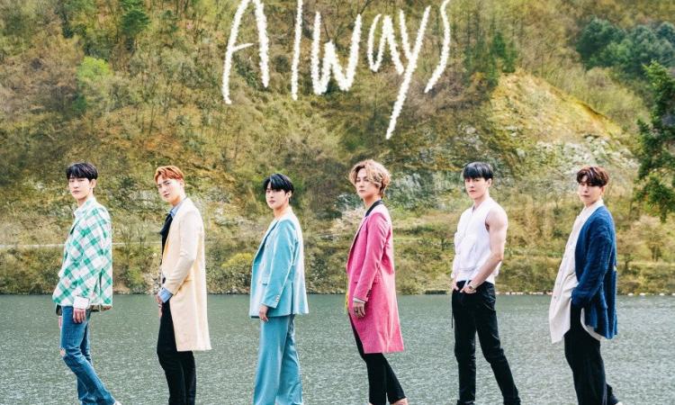 VAV comparte carismáticas fotos grupales para 'Always'