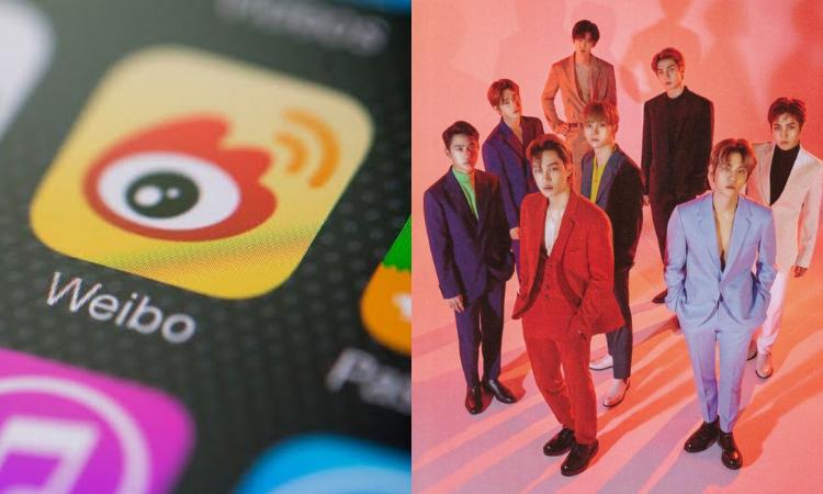 Weibo suspende cuentasde fans 'tóxicas' de grupos como BTS y EXO
