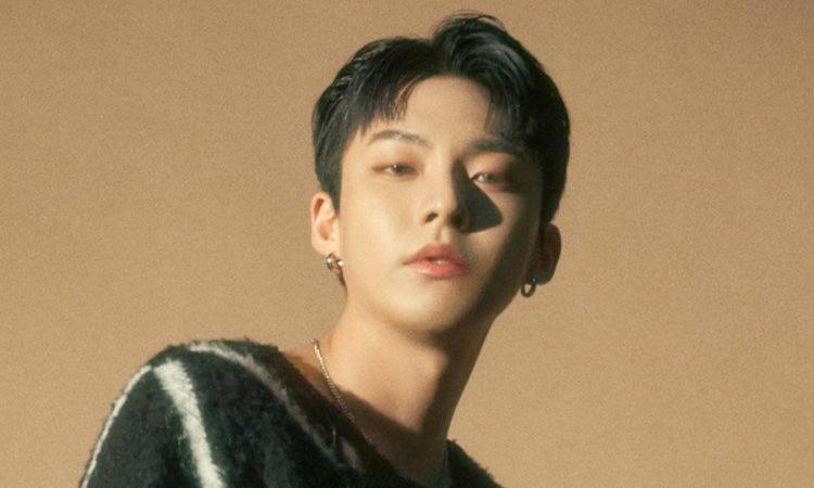 Woo Jin Young de D1CE anuncia nuevo álbum en solitario