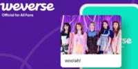 Woo!ah! se une oficialmente a la plataforma Weverse