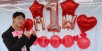 WOODZ celebra el aniversario de su fandom y anuncia sus colores oficiales