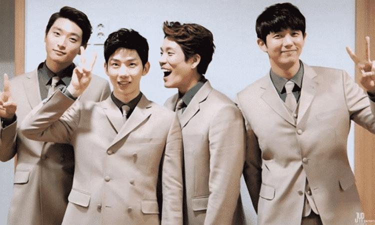 Jo Kwon menciona un posible regreso de 2AM y aborda la ruptura de Jinwoon