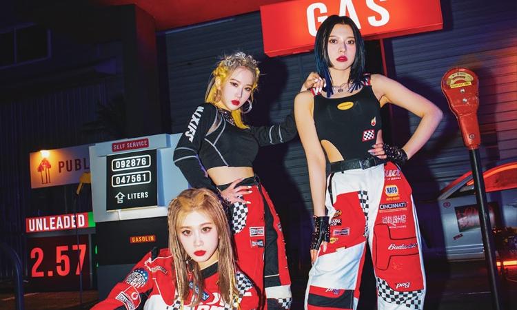 Conoce a 3YE, el grupo de Kpop femenino de GH Entertainment