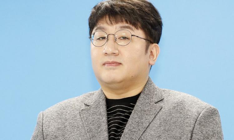 A Forbes declara Bang Si Hyuk como uma das pessoas mais ricas da Coréia