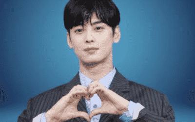 Cha Eun Woo de ASTRO muestra su personalidad dulce al atesorar los regalos de sus fans