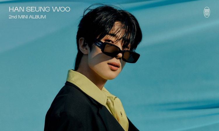 Han Seung Woo de VICTON conquista a ALICE con sus imágenes para 'FADE'