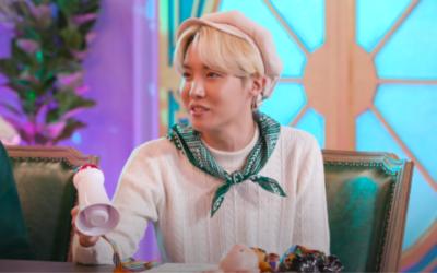 J-Hope de BTS nos cuenta cuál es su artículo más memorable con ARMY