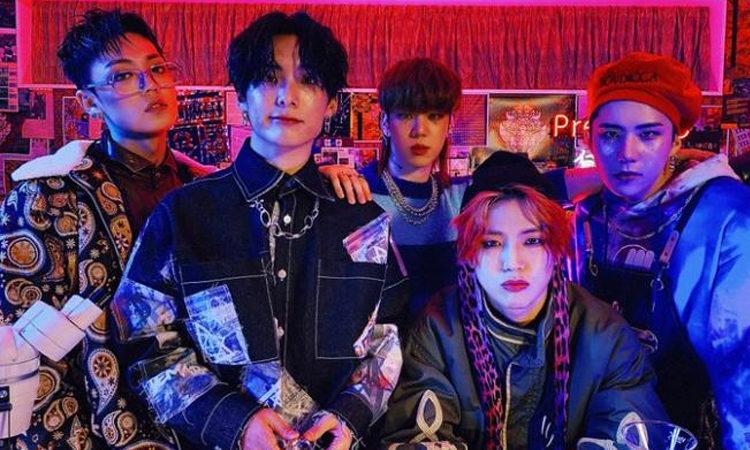 A.C.E nos muestra las canciones dentro de su comeback SIREN:DAWN | KPOPLAT