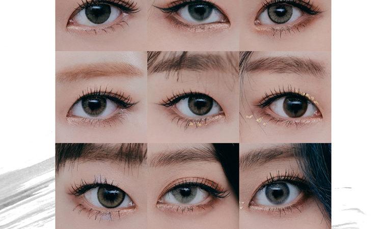 ¿Adivinas los ojos de LOONA? En esta foto concepto para XII