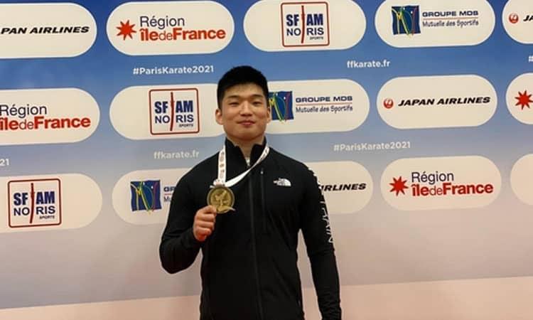 Park Hee Jun obtiene la primera clasificación olímpica en kárate de Corea del Sur
