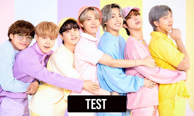 TEST: ¿Qué miembro de BTS te invitará al Festa 2021?