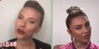 Scarlett Johansson y Florence Pugh hacen una aparición sorpresa en la vista previa del Yoo Quiz on the Block