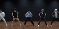 TXT cautiva a MOA con sus pasos de baile en el dance practice de MAGIC