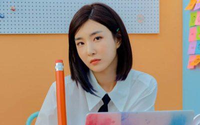 Elas divulgam informações de que Yuna da Brave Girls é uma feminista