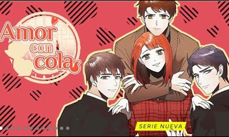 Hablemos de webtoon: Amor con cola