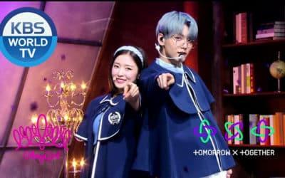 Estas son los finales más impactantes de presentación de Soobin de TXT y Arin de OH MY GIRL