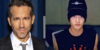 Bang Chan de Stray Kids revela la bolsa de regalos que recibió de Ryan Reynolds