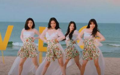 Horarios para LATAM y España para el MV de Brave Girls con Chi Mat Ba Ram