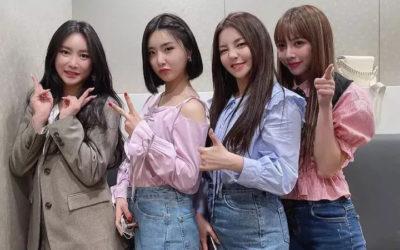 Brave Girls admite lo presionadas que se sintieron para su comeback