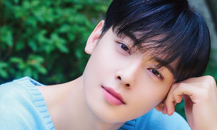 Horarios para LATAM y España para el fan meeting de Cha Eun Woo 2021 Just One 10 Minute – Into You'