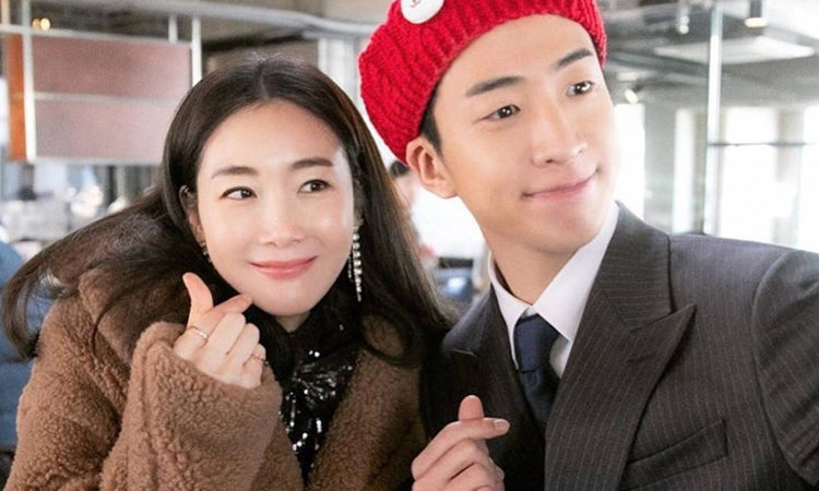 El esposo de la actriz Choi Ji Woo es acusado de engañar a su esposa según el Instituto Garo Sero