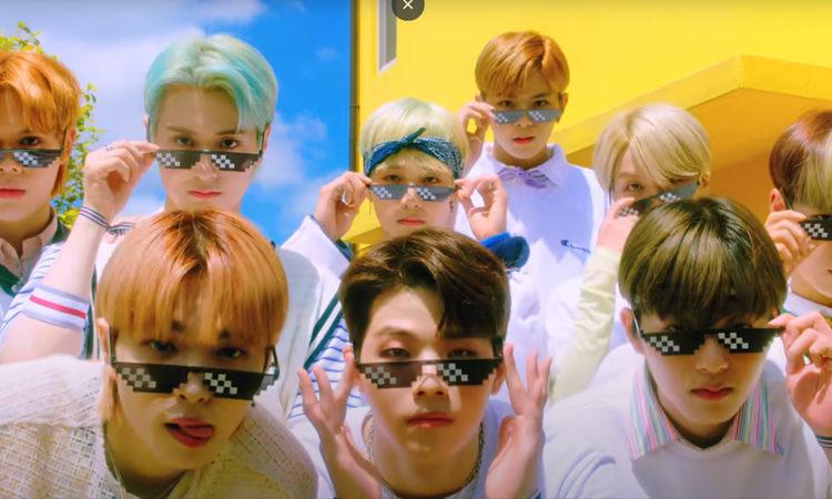 Ghost9 se divierte durante el verano en su MV teaser de Up All Night