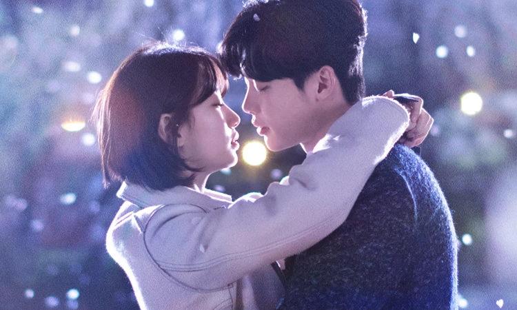 Lee Jong Suk admique que Suzy hizo que su corazón se acelerara en el dorama While You Were Sleeping'