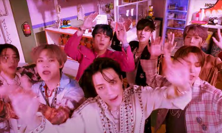NCT Dream nos sorprende con un nuevo MV y versión de Hot Sauce (Hitchhiker remix)