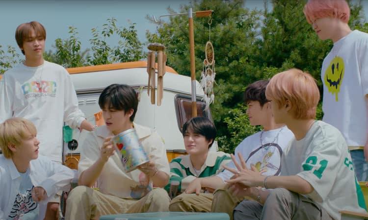 Horarios para LATAM y España para el MV de NCT DREAM con Dreaming of The Future