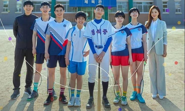 ¿Fan de los deportes? Mira el dorama Racket Boys que esta disponible en Doramasmp4