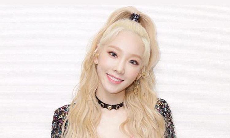 Taeyeon de Girls 'Generation revela que grupo novato de chicas es el que le llama más la atención