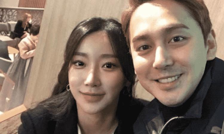 Kim Sang Hyuk y Song Da Ye se atacan mutuamente en redes sociales tras su divorcio