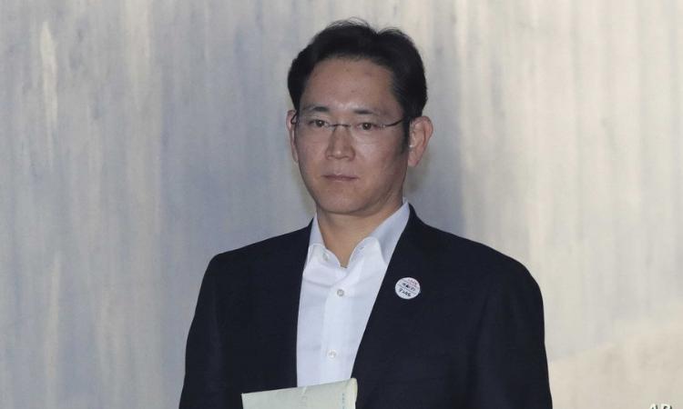 Lee Jae Yong, vicepresidente deSamsung Electronics es acusado por uso ilegal de propofol
