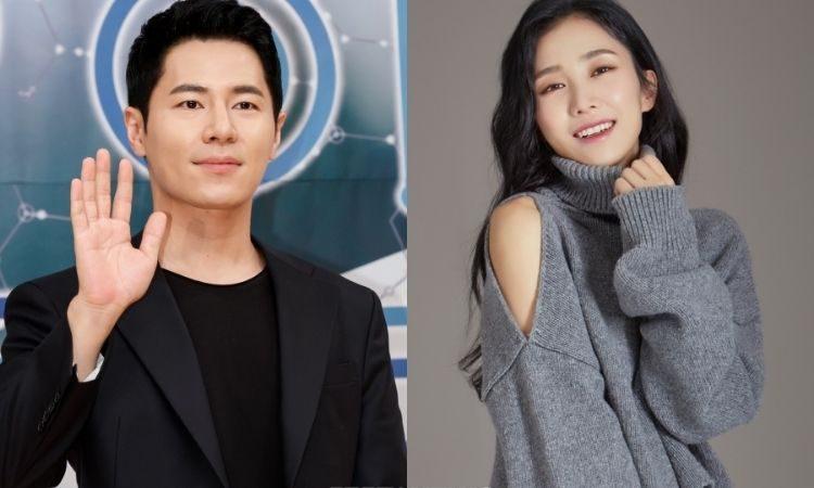Lee Kyu Hyung y Park Ji Yeon