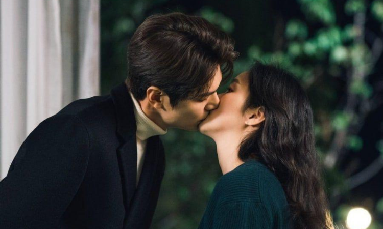 Lee Min Ho entra en el top 20 de los 'mejores besadores' en escenas de kdramas