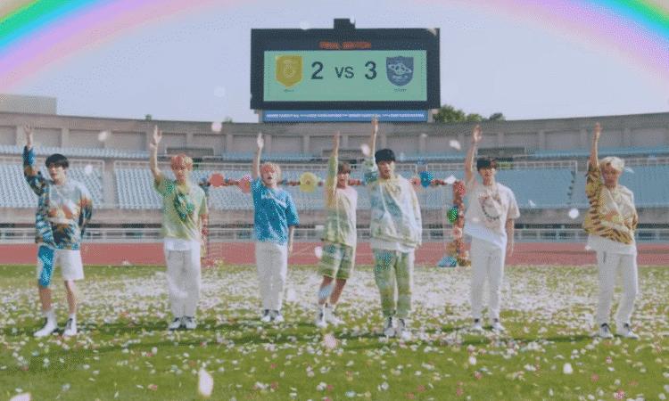 NCT DREAM lanza un MV colorido y dinámico para 'Hello Future'