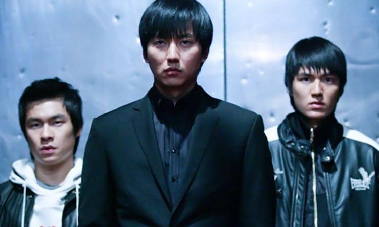 ¿Sabías que Lee Min Ho participó en la película 'Public Enemy Returns'?