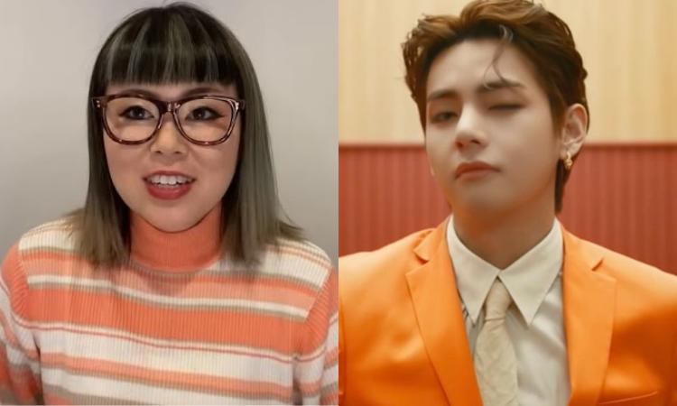 Comediante Shiori Fujiwara explica por qué V de BTS debería ser un ejemplo a seguir para los hombres