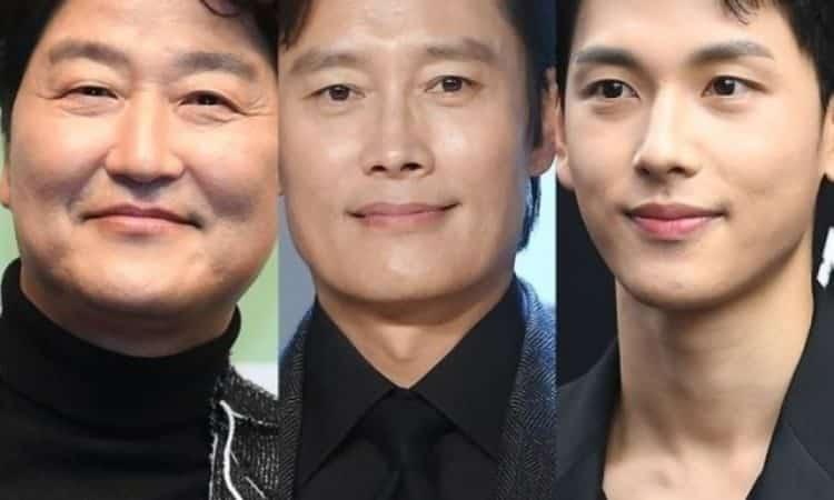 Song Kang Ho, Lee Byung Hun e Im Siwan