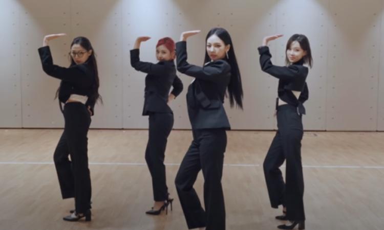 Dance practice de aespa para 'Next Level' es criticado por sexualización de los trabajadores de oficina