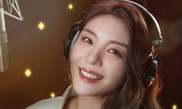 Ailee para el MV de Starting Now