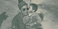 La historia real de Ayla, la pequeña adoptada por un soldado turco en la Guerra de Corea