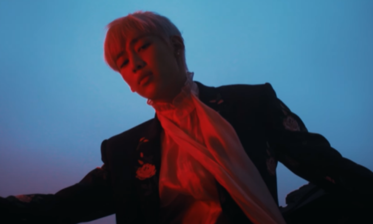 BamBam de GOT7 desata la emoción de los fans con un inquietante film conceptual para 'riBBon'