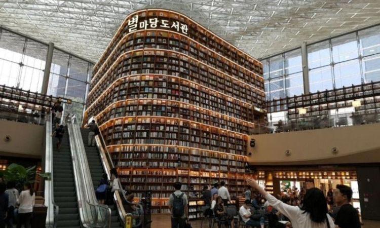 Biblioteca Starfield