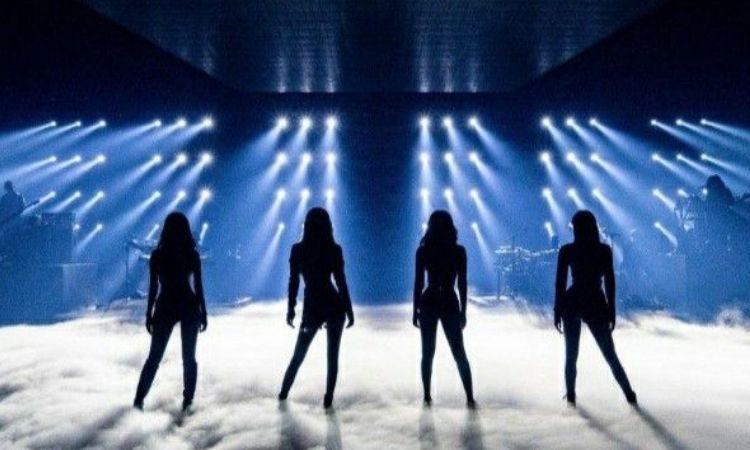 Escena del concierto The Show
