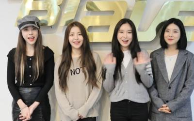 Brave Girls revela que no han recibido pago por parte de su agencia