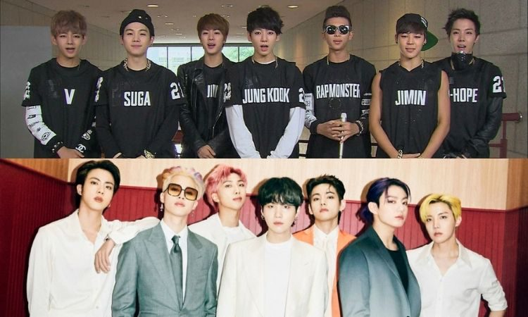 BTS debut - BTS ahora