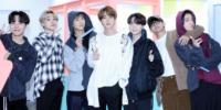 Polémica en redes por la imagen de una mujer y un preservativo en las historias de BTS