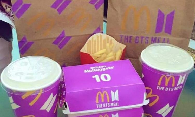 Varios McDonald's de Indonesia cierran por el 'BTS Meal'